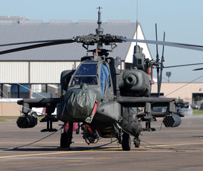 Military helciopters