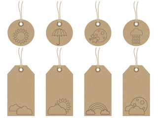 weather tags