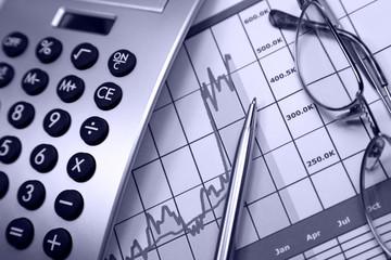Markets Go Up, Financial Chart