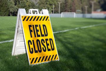 field closed