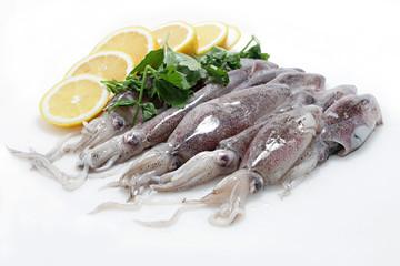 Calamari with Lemon