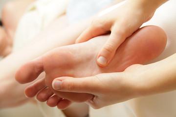 Fußdiagnose