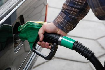 Benzin Tanken