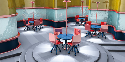 Bar tavolini