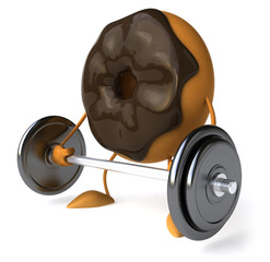 Donut fort