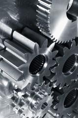 titanium and steel