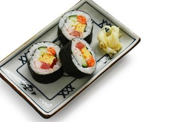 Futomaki,Sushi Roll
