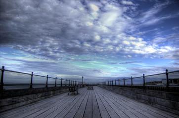 Deserted Pier