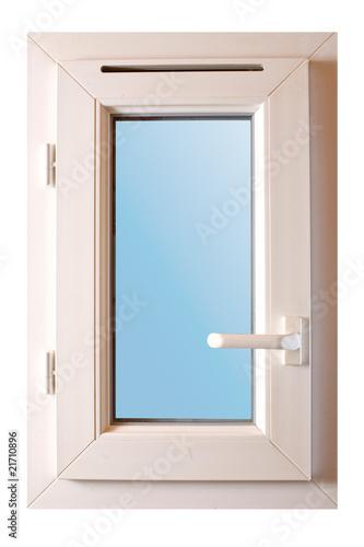fen tre double vitrage pvc photo libre de droits sur la banque d 39 images image. Black Bedroom Furniture Sets. Home Design Ideas