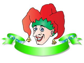 joker clown illustration