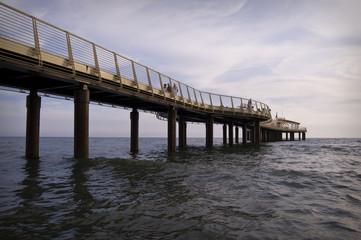 Pier at Camaiore