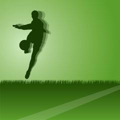 Football Player 08