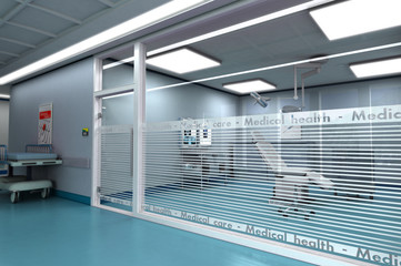 Ambulatory operating room