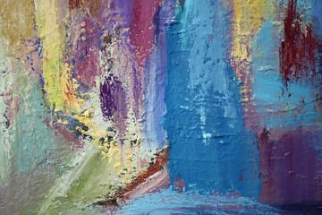 Ölmalerei Hintergrund