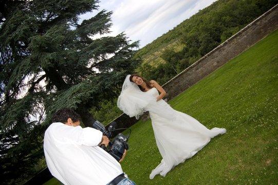 video sposa