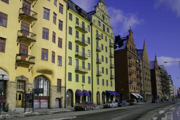 Rue de Stckholm