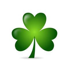 Irish shamrock ideal for St Patrick's Day