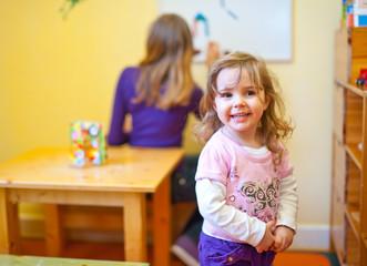 Kinder im Wartezimmer