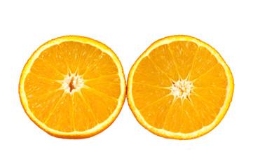 Saftige Orangen