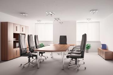 Konferenzzimmer 3d
