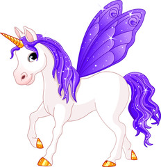 Garden Poster Pony Fairy Tail Violet Horse