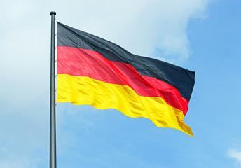 Deutschland-Flagge - German Flag