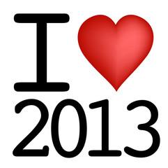 I Love 2013