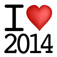 I Love 2014