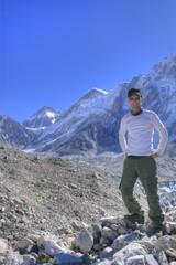 Mount Everest Base Camp Trek / Solukhumbu (Himalaya)