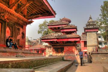 Durbar Square - Kathmandu (Nepal)
