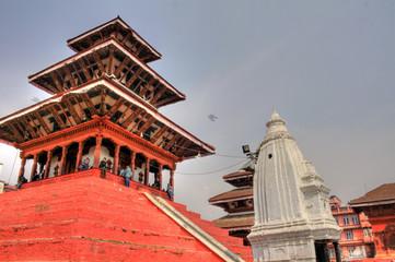 Kathmandu - Public Durbar Square