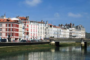 La Nive à Bayonne