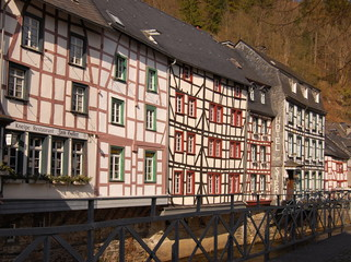 Houses in Monschau