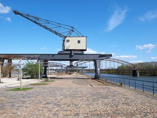 Hafenbagger