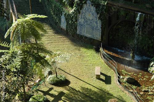 """""""Jardin tropical Monte Palace"""" photo libre de droits sur ..."""