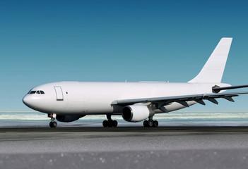 cargo aeroplane