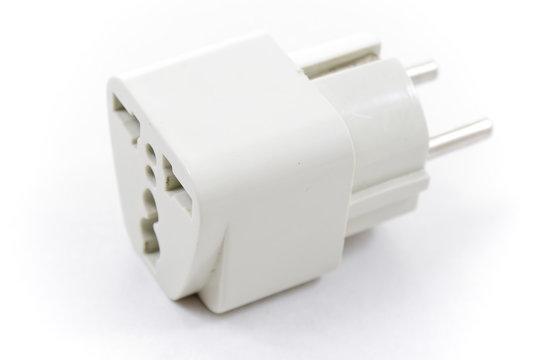 An universal power adapter