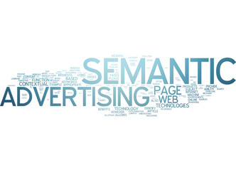 Semantic Advertising - Internet Marketing