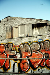 Urabn graffiti art