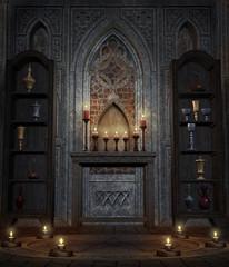 Świątynia fantasy 3