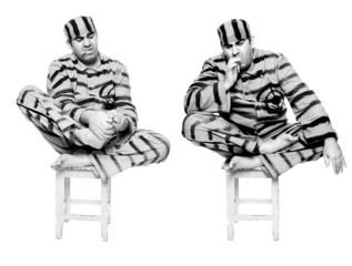 Prison pedicure