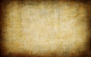 abstract yellow grunge background