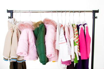 Sale of children's clothes
