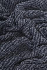 Black straw carpet texture