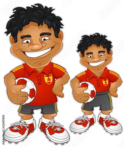 fußballspieler spanien