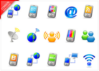 Common Web icons : set 6