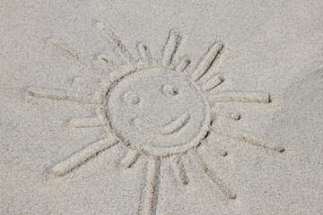Sable et soleil