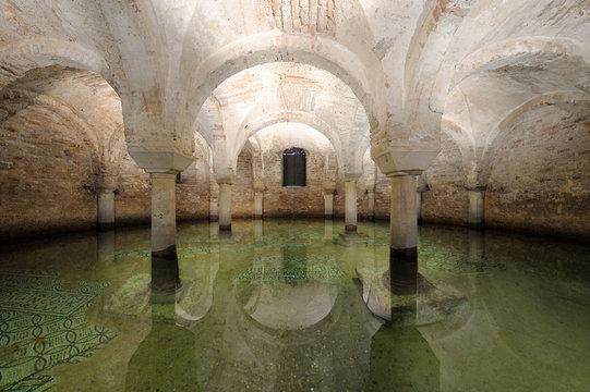 Basilica di San Francesco - Ravenna - Abside sommerso