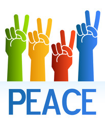 peace concept background