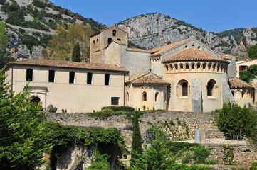 Abbaye de Saint -Guilhem-le- Désert